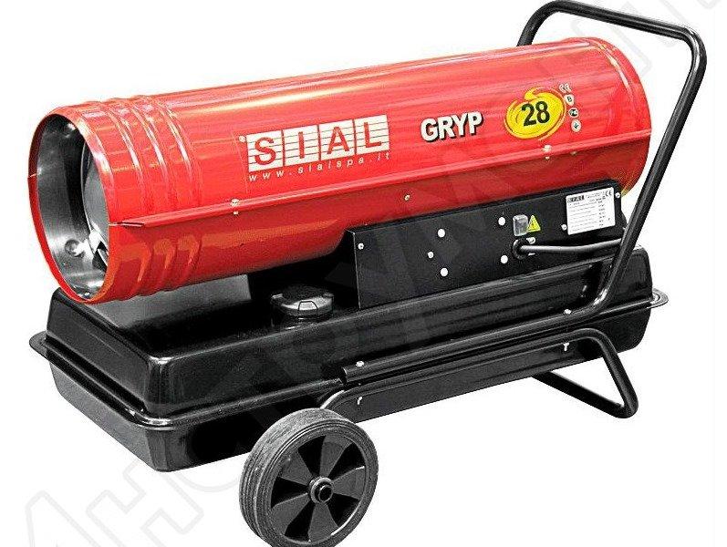 Тепловая пушка дизельная Sial Gryp