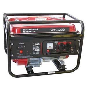Бензогенератор WATT WT-3200